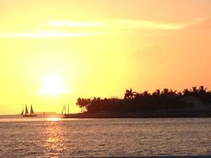 KW sunset