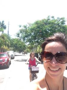 P & G biking KW